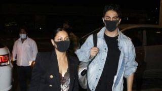 'Bhaago Sab Bhaago': Gauri Khan And Son Aryan Khan Trolled For Leaving India Amid Lockdown