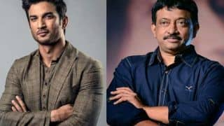 Is Ram Gopal Varma Making a Film on Sushant Singh Rajput Death Case? All You Need to Know