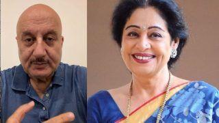 Kirron Kher Health Update: Anupam Kher Reveals 'She is Improving'; Actor-Politician Donates Rs 1 Crore For Ventilators