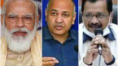 मनीष सिसोदिया बोले- PM मोदी हर 15 दिन में अरविंद केजरीवाल को चाय पर बुलाएं, क्योंकि...