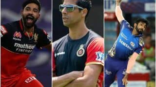 IPL 2021: Skill-Wise, Mohammed Siraj is Ahead of Jasprit Bumrah - Ashish Nehra