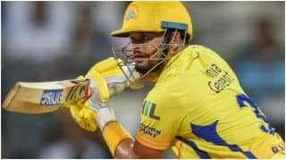 Raina Feels CSK Were 15-20 Runs Short Against Capitals