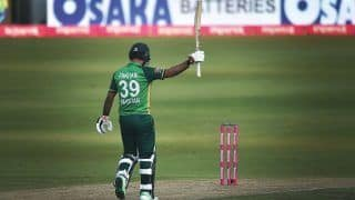 2nd ODI: Fakhar Zaman's 193 Goes in Vain as South Africa Beat Pakistan to Level Series 1-1
