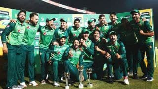 3rd ODI: Ton-up Fakhar Zaman, Babar Azam Shine as Pakistan Beat South Africa to Clinch Series 2-1