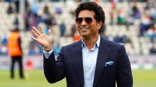 Sachin Tendulkar Sends Best Wishes to India's Olympic Bound Contingent