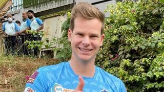 IPL 2021: Ahead of CSK Clash, Steve Smith And Marcus Stoinis Join Delhi Capitals Training Camp