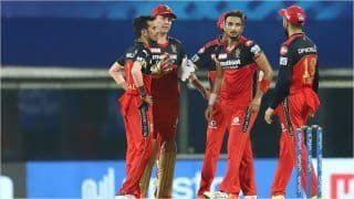 IPL 2021: RCB's Harshal Patel Becomes First Bowler to Claim Five-Wicket Haul Against Mumbai Indians