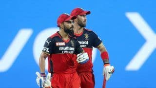 IPL 2021 | To Have Captain Virat Kohli at Other End Makes Job Little Easier: RCB's Glenn Maxwell