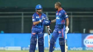 Shikhar Dhawan Hails Prithvi Shaw For His Brilliant Show During IPL 2021 Game Between CSK-DC in Wankhede