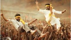 RRR New Poster Out: Ram Charan-Jr NTR Make The Celebrations Grander Than Ever!