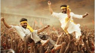 RRR Movie New Poster Out: Ram Charan And Jr NTR Make The Celebrations Grander Than Ever!