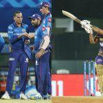 IPL 2021 Points Table After KKR vs MI Match 5: Mumbai Indians Climb to Second Spot; Nitish Rana Bags Orange Cap, Andre Russell Grabs Purple