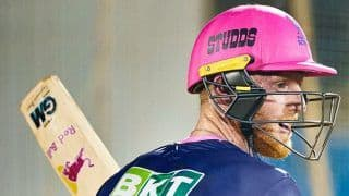 Rajasthan Royal Confirm Ben Stokes Ruled Out of IPL 2021 Due to Broken Finger