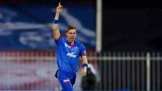 Delhi Capitals Speedster Anrich Nortje Tests COVID-19 Positive: Report
