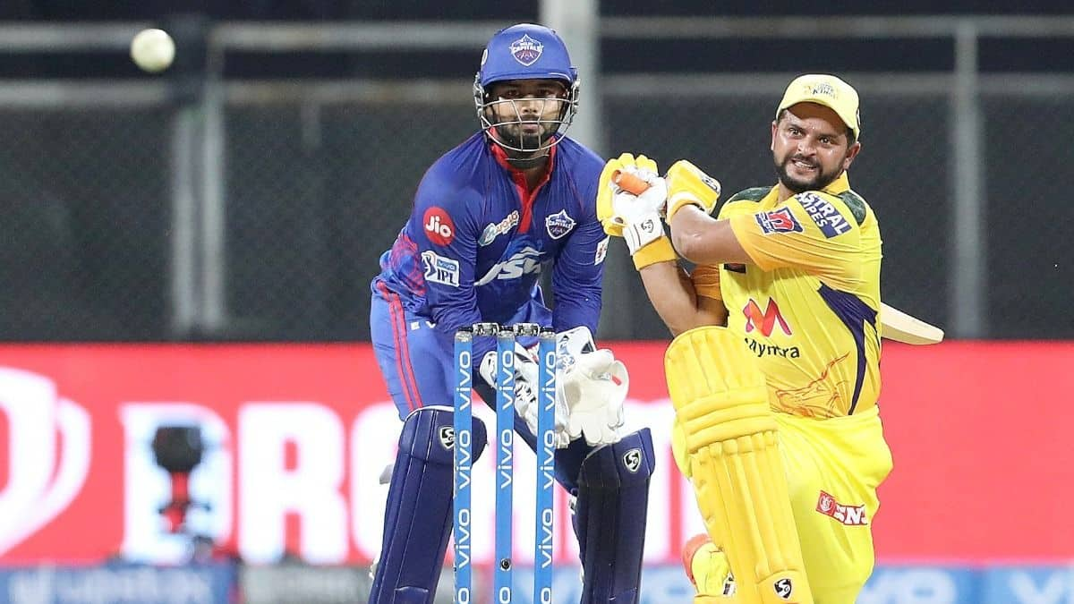 'Raina Key Man For CSK'