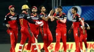 IPL 2021 Points Table After SRH vs RCB: Royal Challengers Bangalore Move to Top; Harshal Patel Reclaims Purple Cap, Nitish Rana Holds Orange