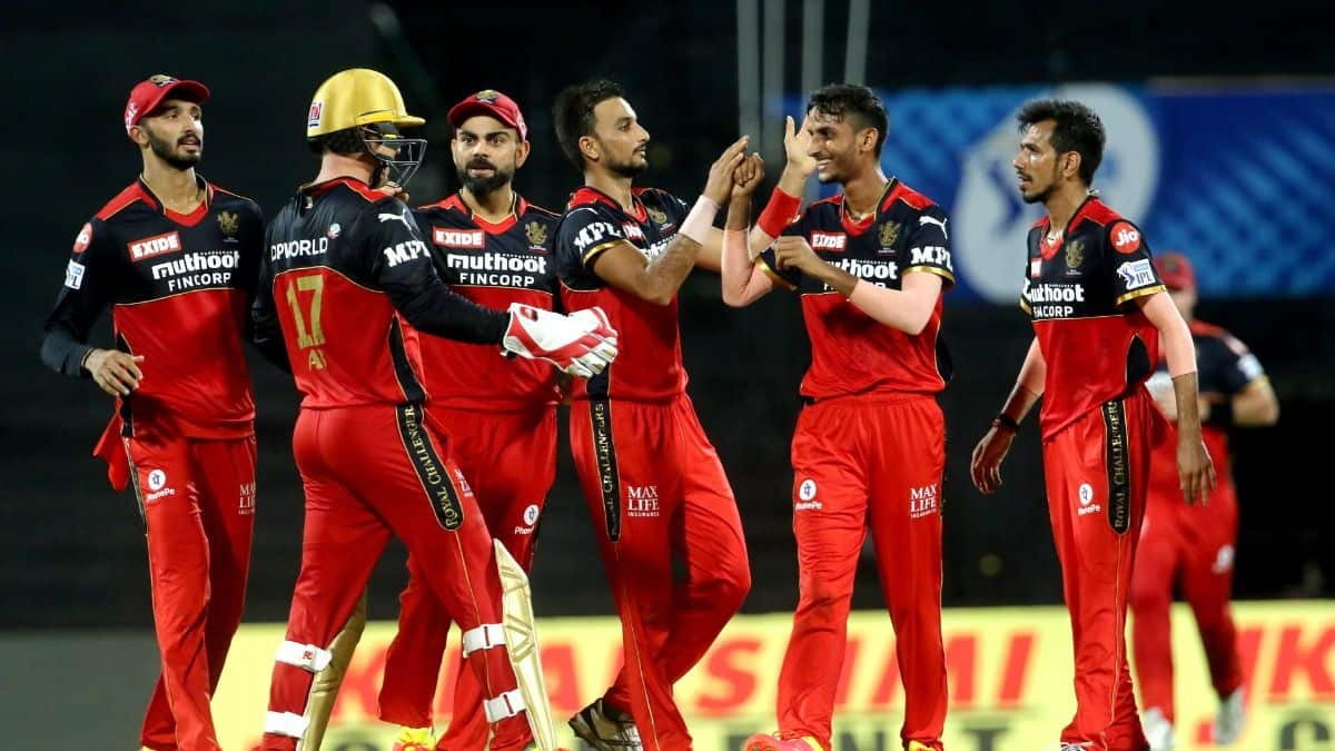 IPL 2021 Points Table Latest: RCB on Top