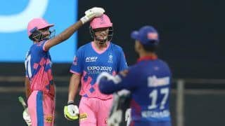 IPL 2021: David Miller, Chris Morris Guide Rajasthan Royals to Sensational 3-Wicket Win Over Delhi Capitals