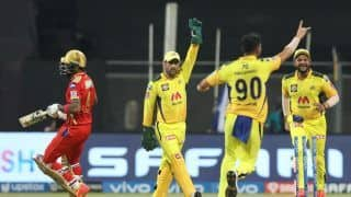 IPL 2021: CSK Skipper MS Dhoni Reveals Why he Bowl Out Deepak Chahar's Overs Early Against Punjab Kings