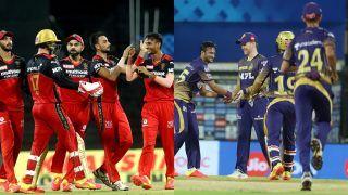 IPL 2021: Kolkata Knight Riders vs Royal Challengers Bangalore Preview