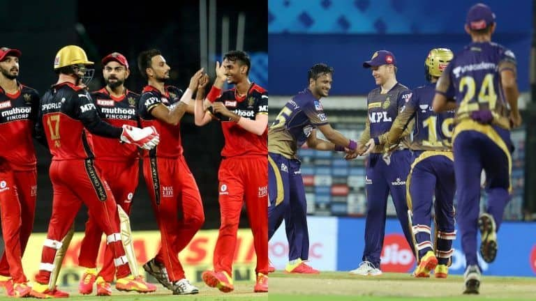 IPL 2021 RCB vs KKR Match 10 in Chennai: Predicted Playing XIs, Weather Forecast, Pitch Report, Toss Timing, Squads For Royal Challengers Bangalore vs Kolkata Knight Riders