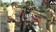 Lockdown In Mumbai: स्टीकर कलर को लेकर लोगों में भारी कंफ्यूजन, Mumbai Police को मिल रहे हजारों ट्वीट्स