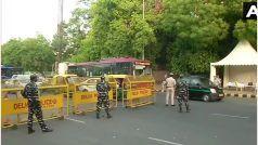 Delhi Curfew: कोरोना के बेकाबू होते मामलों के बीच दिल्ली में आज रात से अगले सोमवार तक संपूर्ण कर्फ्यू