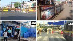 Lockdown: दिल्ली-यूपी-उत्तराखंड समेत कई राज्यों में Weekend Lockdown, सड़कों पर पसरा सन्नाटा; देखें तस्वीरें...