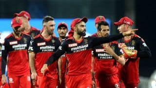 IPL 2021: AB de Villiers, Glenn Maxwell Shine as Royal Challengers Bangalore Beat Kolkata Knight Riders to Complete Hat-Trick of Wins