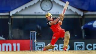 AB de Villiers 'Absolutely Interested' in Playing For South Africa in 2021 T20 World Cup