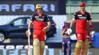 Glenn Maxwell Has Taken RCB 'Like Duck to Water', AB de Villiers 'Loves' The Team: Captain Virat Kohli