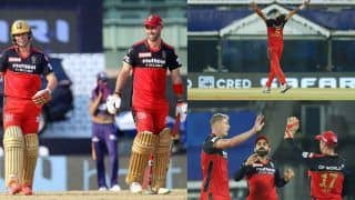 RCB: 'Motivated' Glenn Maxwell, 'Deadly' Harshal Patel And 'Superman' AB de Villiers - Rejuvenated Bangalore Ready to Overcome Ghosts of Past in IPL 2021