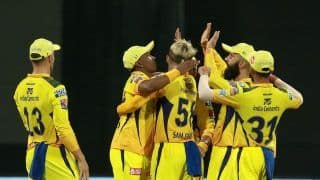 IPL 2021 Points Table After CSK vs RR: Chennai Super Kings Climb to Second; Shikhar Dhawan Holds Orange, Harshal Patel Dons Purple Cap