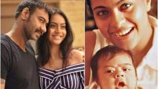 Ajay Devgn And Kajol's Posts For Daughter Nysa on Her 18th Birthday Are Drenched in Pure Love