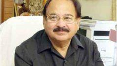 दिल्ली के पूर्व स्वास्थ्य मंत्री डॉक्टर एके वालिया का कोरोना संक्रमण से निधन, सीताराम येचुरी के बेटे की भी गई जान