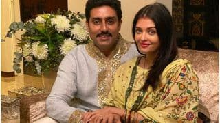 Abhishek Bachchan Recalls The First Time he Met Aishwarya Rai in Switzerland And 'Crushed on Her'