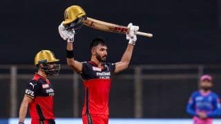 Devdutt Padikkal Slams Fastest Century by Uncapped Player in IPL History During RCB vs RR Clash