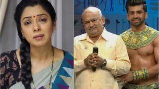 Anupama Actor Ashish Mehrotra aka Toshu's Father Passes Away, Rupali Ganguly Wishes Strength