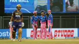 IPL 2021 Points Table After RR vs KKR: Kolkata Knight Riders Drop to Eighth Spot; Shikhar Dhawan Holds Orange, Harshal Patel Dons Purple Cap