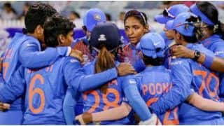 Cricket: Indian Women's Team Among Six Qualifiers For Commonwealth Games 2022