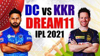 DC vs KKR Dream11 Team Prediction VIVO IPL 2021: Captain, Fantasy Playing Tips, Today's Probable XIs For Today's Delhi Capitals vs Kolkata Knight Riders T20 Match 25 at Narendra Modi Stadium, Ahmedabad, 7.30 PM IST April 29, Thursday
