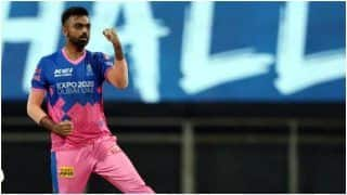 Rajasthan Royals Pacer Jaydev Unadkat Pledges to Donate 10 Per Cent of IPL Salary to Help COVID-19 Patients