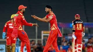 IPL 2021 PBKS vs RCB: 'Magical' Brar And 'Klass' Rahul Guide Punjab Kings to Crucial 34-Run Win Over Royal Challengers Bangalore