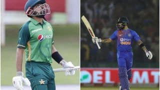 Babar Azam Breaks Virat Kohli's Record, Becomes Fastest Batsman to Score 2000 T20I Runs