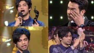 Irrfan Khan's Son Babil Khan Tears up During Emotional Speech at Filmfare Awards, Watch Touching Video