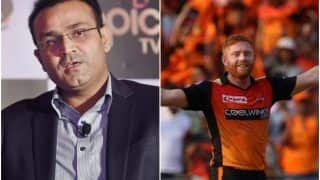 Why Jonny Bairstow Didn't Bat in Super Over, Questions Virender Sehwag