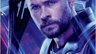 Thor Love and Thunder: Chris Hemsworth Shares A 'Squeezed Budget' Poster, Album Drops Soon