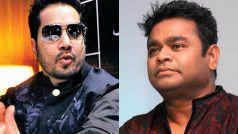 जब Mika Singh ने AR Rahman के सामने कर दी थी इतनी बड़ी गलती, ब्लंडर का खुद किया खुलासा