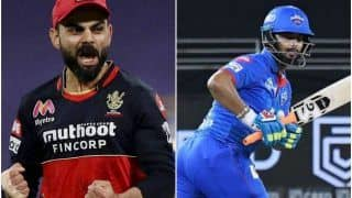 DC vs RCB, IPL 2021 Live Streaming Cricket - When And Where to Watch Delhi Capitals vs Royal Challengers Bangalore IPL Stream Live Cricket Match Online And on TV in India