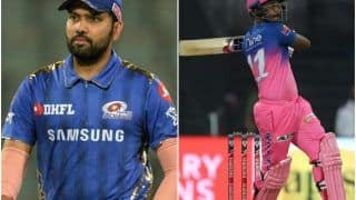 IPL 2021, MI vs RR Prediction, Head to Head, Weather Forecast, Weather Forecast, Pitch Report, Probable Playing XIs, Toss, Squads For Mumbai Indians vs Rajasthan Royals at Arun Jaitley Stadium